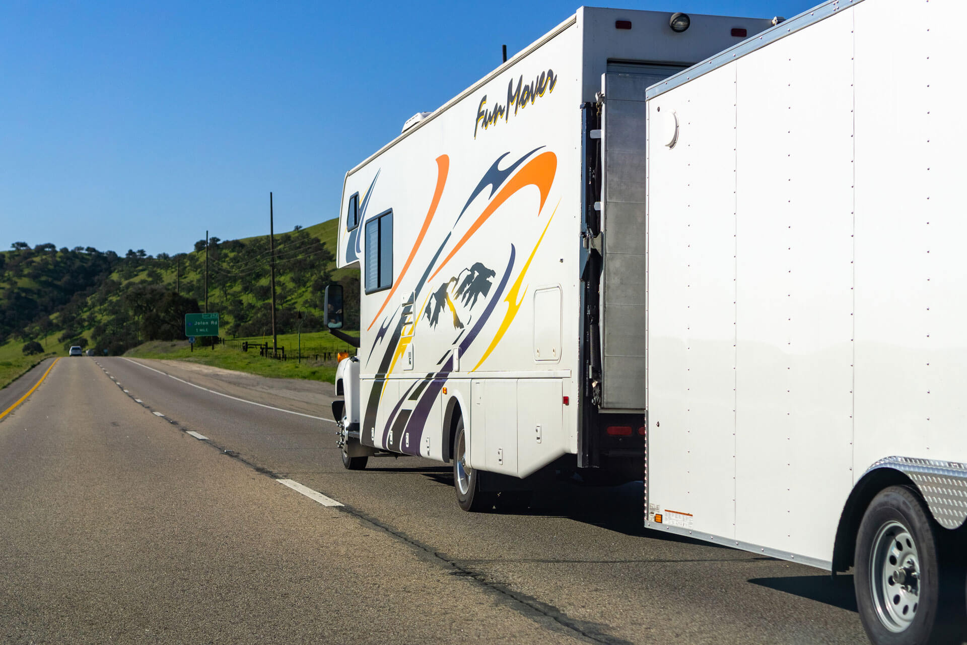How to Increase Your Motorhome Security